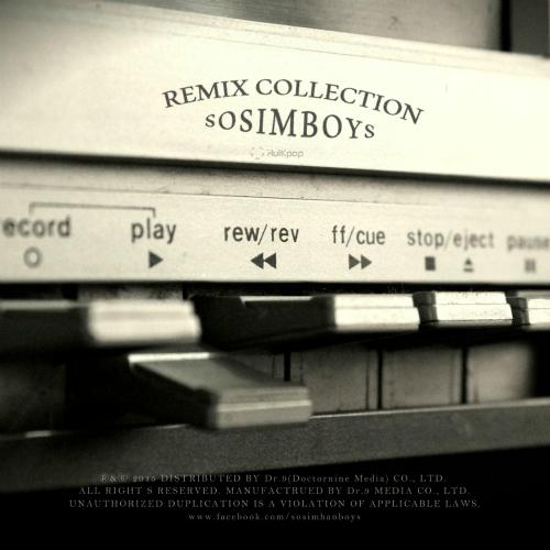 Sosimboys – Remix Collection