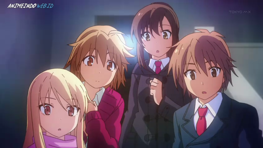Sakurasou no Pet na Kanojo Episode 18 subtitle indonesia