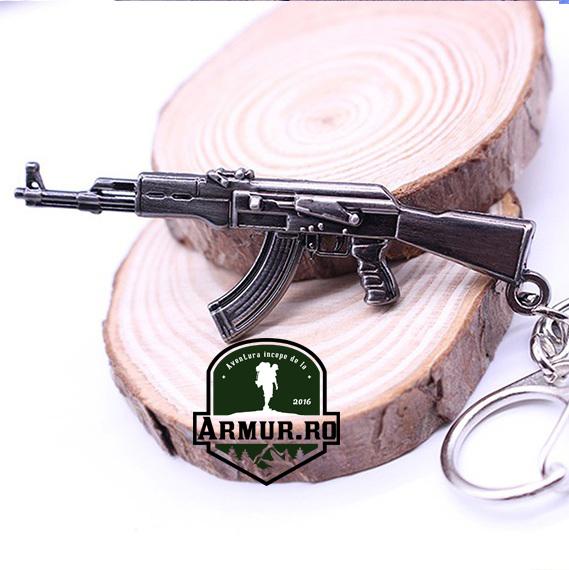 Breloc AK-47 airsoft replica