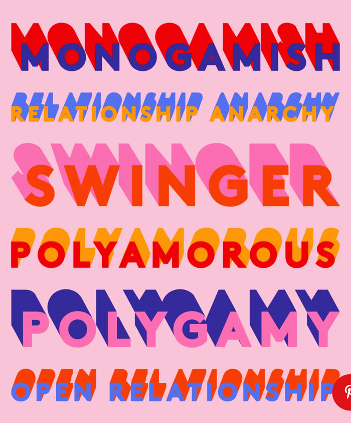 Polyamory in the News: Words matter: Polyamory vs  open