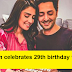 Ayeza Khan celebrates 29th birthday with lovely family