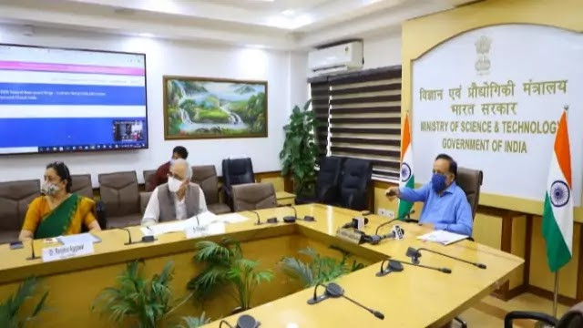 6th India International Science Festival to be held in Virtual from 22nd to 25th December, 2020