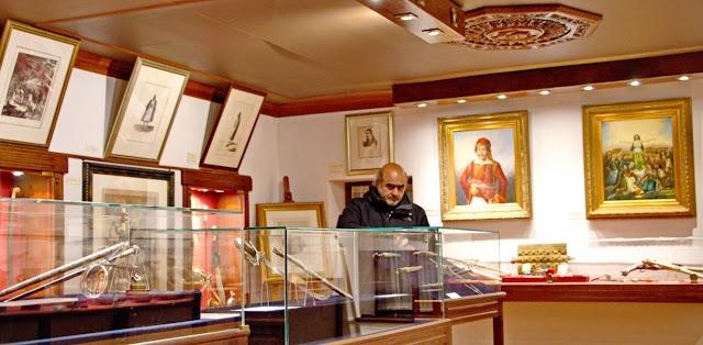 Επανάσταση 1821: Το Μουσείο Αλή Πασά στο νησί των Ιωαννίνων από τον Φώτη Ραπακούση