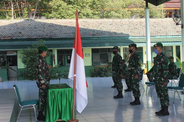 Kodim Sragen - Dandim Kembali Lepas 4 Prajurit Kodim Sragen Tugas Papua