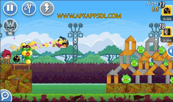 Download Angry Birds Apk Mod v6.1.5 Full Version 2016