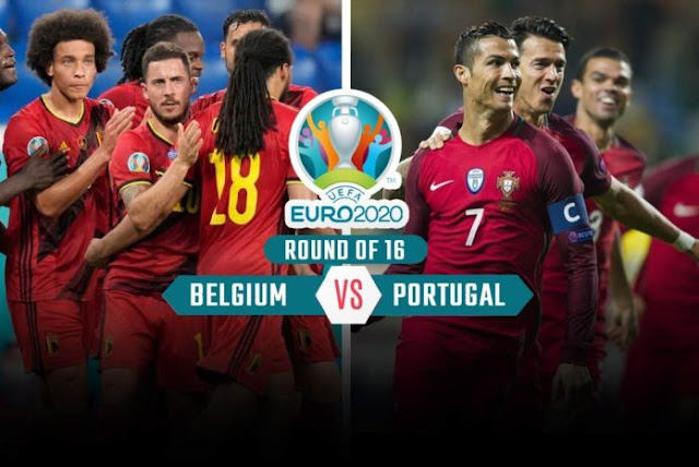 Belgium vs Portugal Live Streaming Details: Euros prediction, kick off time, team news, lineups, latest odds today