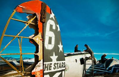 gambar Branding Pesawat Bekas