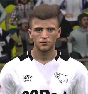 PES 2017 Faces Mason Mount by ABW_FaceEdit