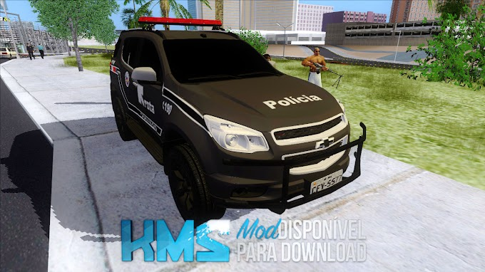 GTA SA - Chevrolet Trailblazer (ROTA)
