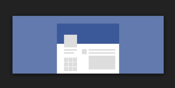 how to change facebook cover photo size