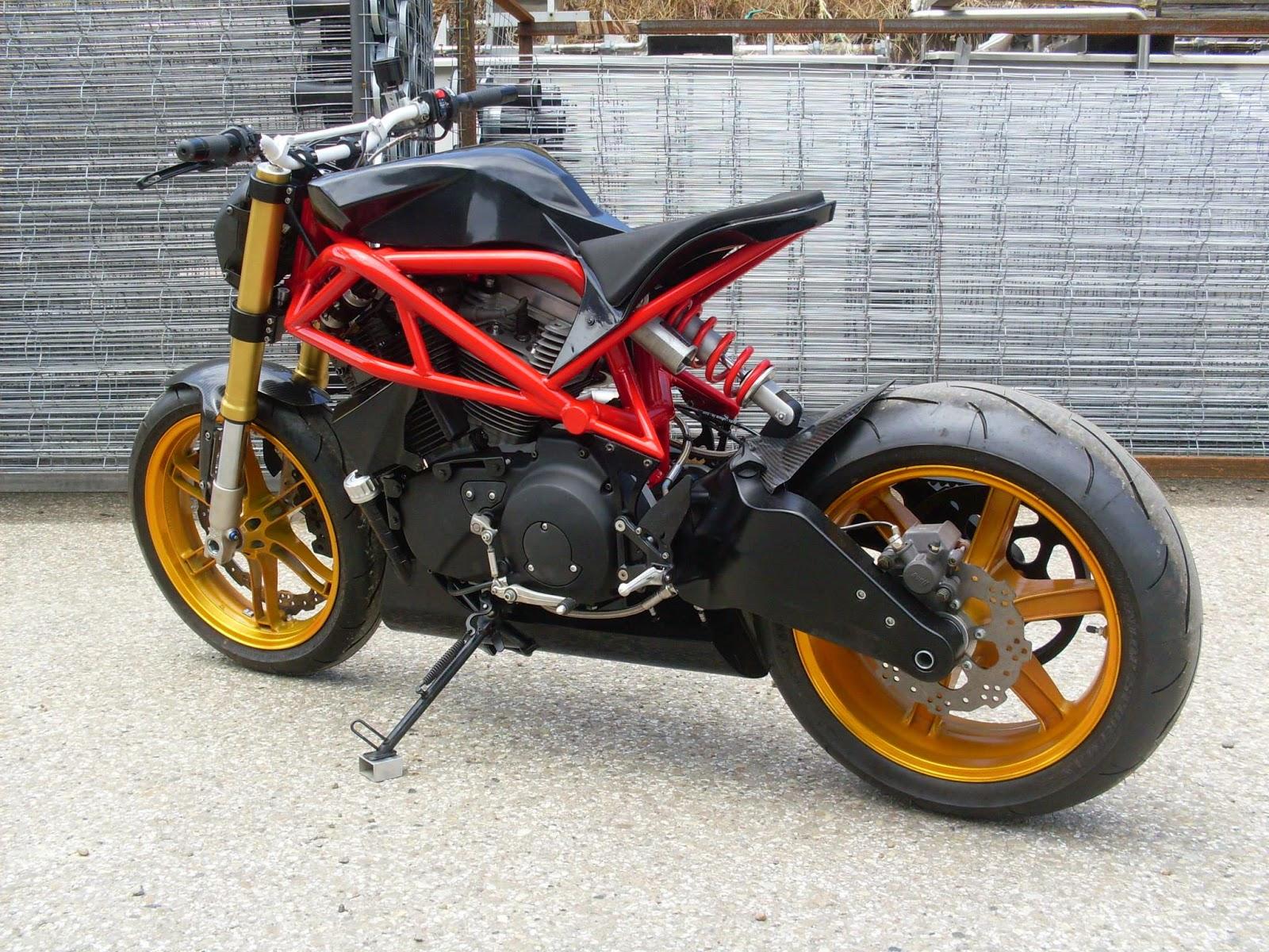 Buell XB 1200 Cafe Racer