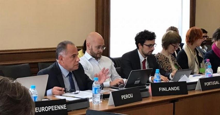 Perú trabajará en potenciar su dotación de capital humano para lograr un desarrollo integral y sostenible - www.trabajo.gob.pe