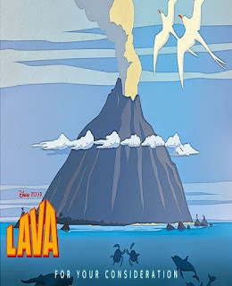 Lava (2015) อนิเมชั่นสั้นจากInside Out