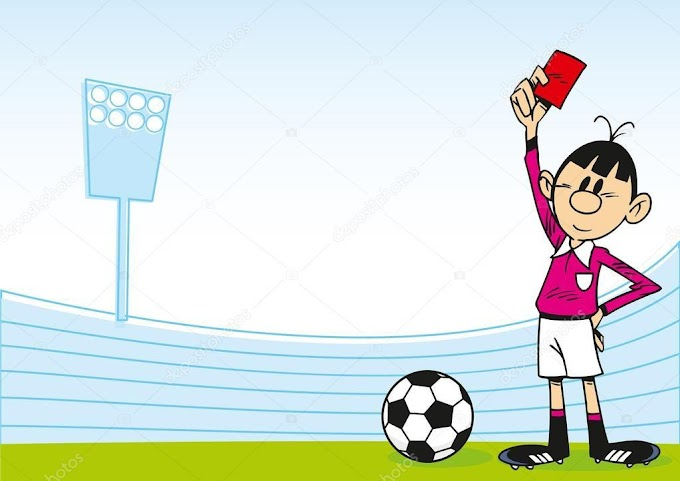 What do Red and Yellow cards in Soccer mean?