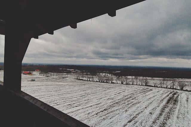 Wieża Widokowa - Dylewska Góra