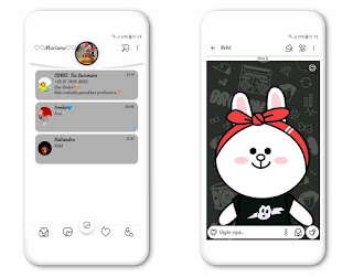 Teddy Bear Cute Theme For YOWhatsApp & Fouad WhatsApp By Mary Silva