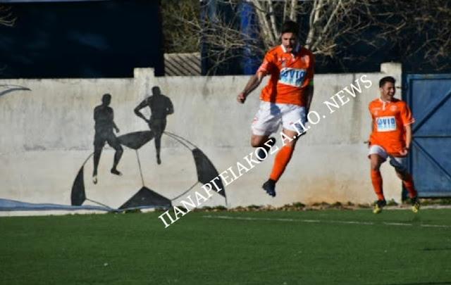 Ο Γιάννης Παιδάκης οδήγησε τον Παναργειακό στον τελικό κυπέλλου Αργολίδας