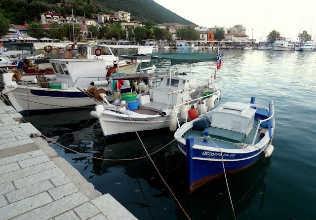 Vasiliki Harbour