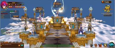 "Lirik Event – Event ""Menantang"" di World of Avatars"