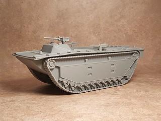 BMC Toys, Amtrac Iwo Jima, Playset