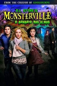 Monsterville - O Armario das Almas (2015) Dublado 360p