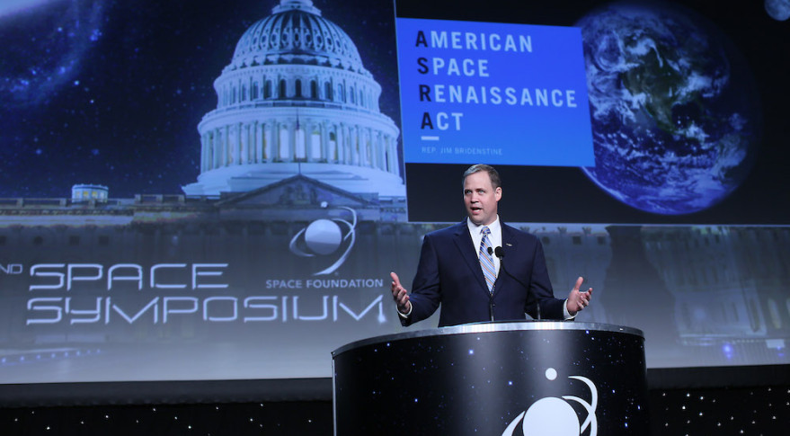 the coalition to save manned space exploration confirm bridenstine for nasa administrator