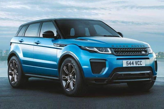 2018 Range Rover Evoque Landmark Edition