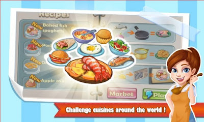 Download Rising Super Chef: Cooking Game Apk v1.8.6 Mod Apk Infinite Coins for Android Terbaru
