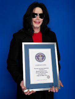 The most famous artist in the Guinness Book of World Records