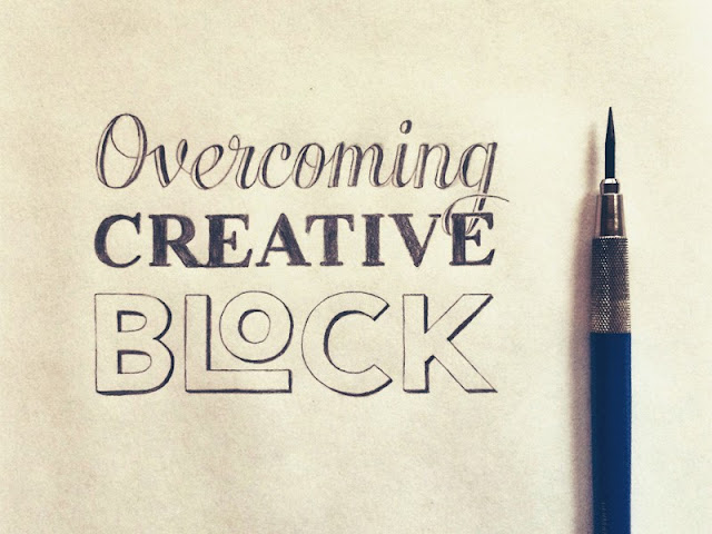 How to design a creative block
