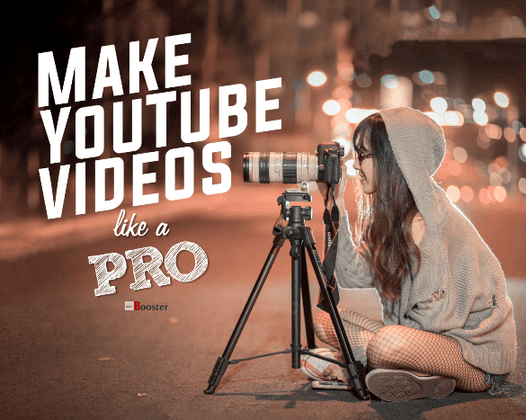 Make YouTube Videos Look Professional