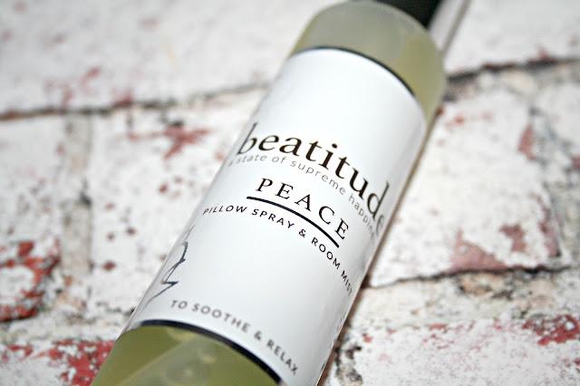 beatitude Peace Room and Pillow Spray