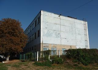 Браїлів. Швейна фабрика «Браїлівчанка»