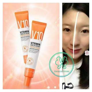 V10 Tone Up Cream