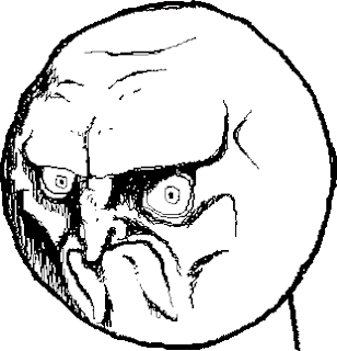 angry rage face - photo #5