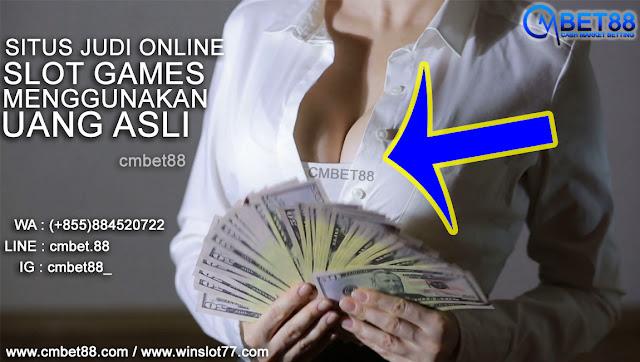 Situs Judi Online Slot Games Menggunakan Uang Asli