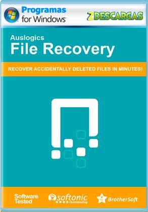 Auslogics File Recovery descargar gratis