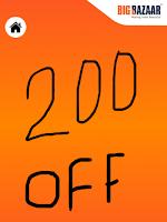 BigBazzar - 200₹ Off On 1000₹ Shoping