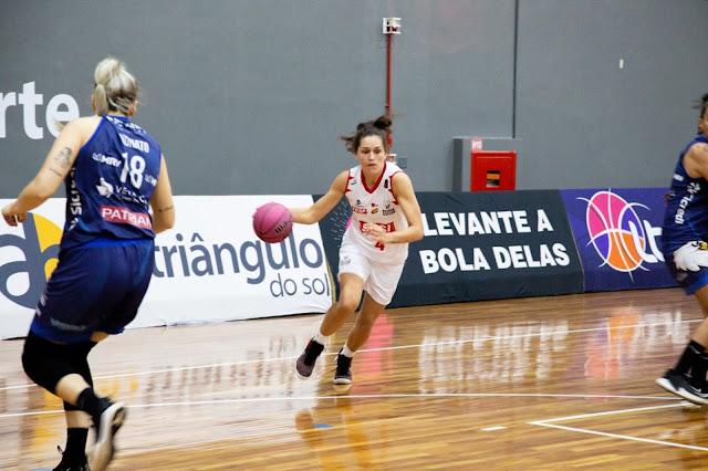 Mariane foi a MVP da vitória do SESI Araraquara pela LBF