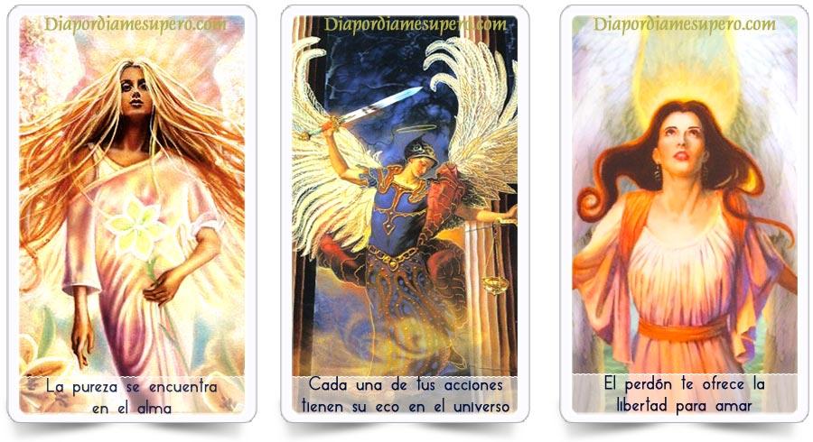 Mensaje del día de los ángeles