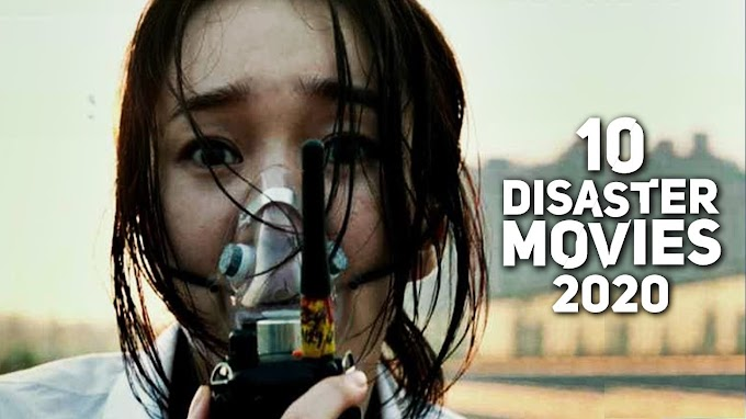 Top 10 Best Natural Disaster Movies in 2021 (World's End)