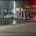 পানিসাগর বাজারে নগর পঞ্চায়েতের উদ্যোগে কিটনাশক ঔষধ দ্বারা সাফাই অভিযান