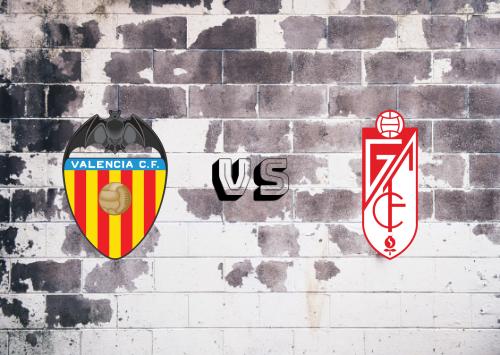 Valencia vs Granada  Resumen