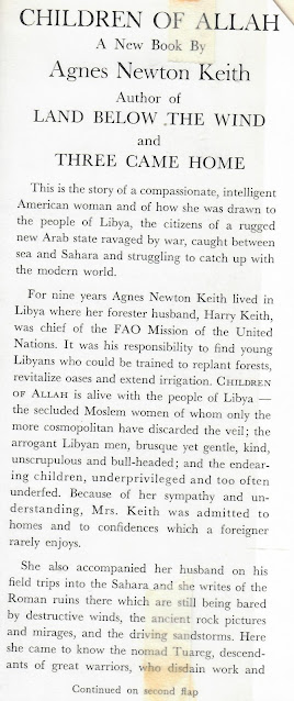 Children of Allah - Between the Sea and Sahara