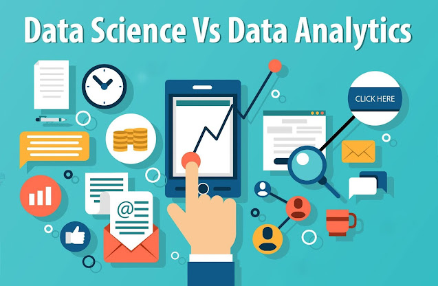 Difference between Data Science and Data Analytics: Data Scientist Vs Data Analyst