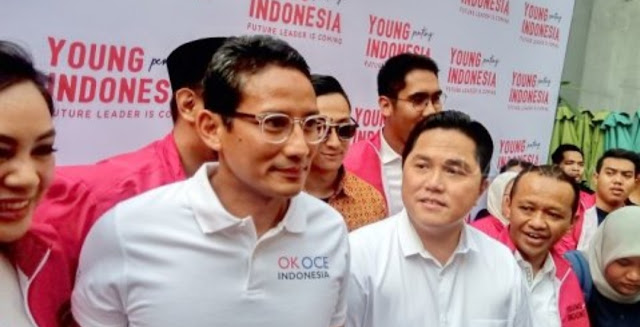 Usai Jokowi - Prabowo, Pertemuan Sandiaga - Kiai Ma'ruf Mungkin Menyusul
