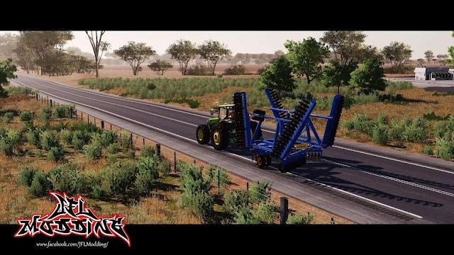 Farming Simulator 19 USA Style Mods Collection