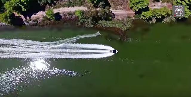 Πτήση πάνω από την άγνωστη Ολυμπία (βίντεο drone)