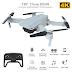 Spesifikasi Drone Teng Mini KF609 - Mirip Mavic Mini