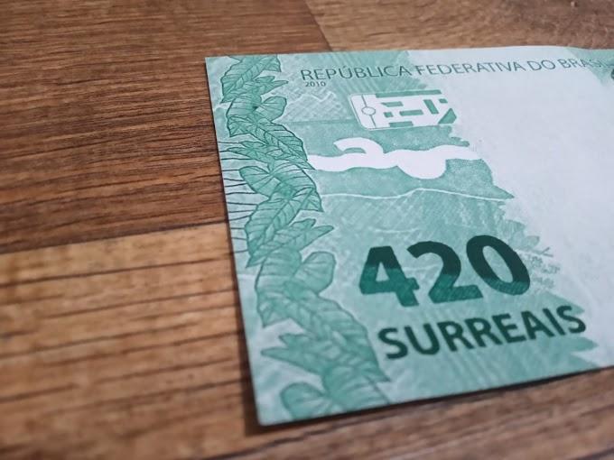 420 SURREAIS – Conheça a nota fantasia que vem preocupando a polícia.